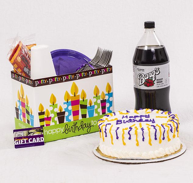 Birthday Bundle - $30.00