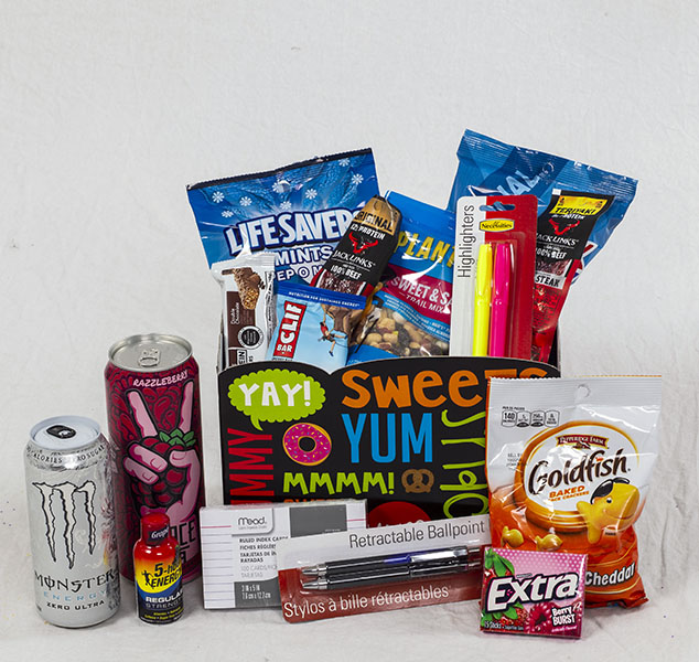 Fuel Up For Finals - $35.00