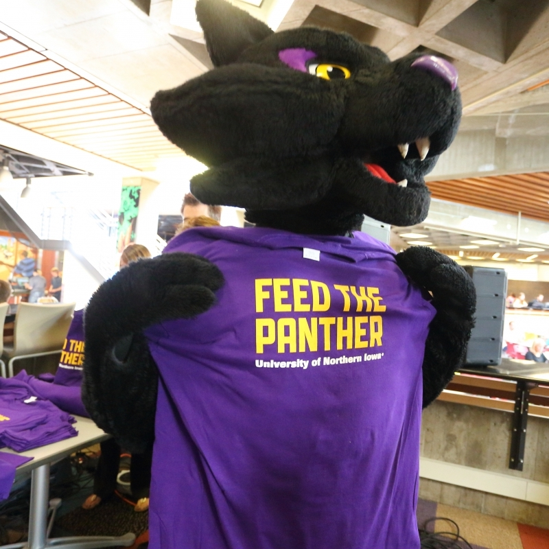 Feed the Panther