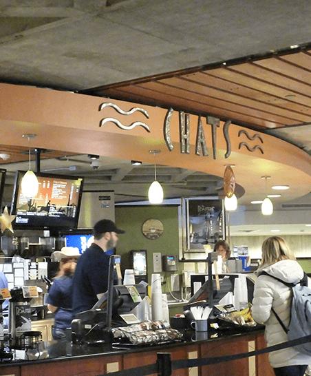 Chats Coffeehouse