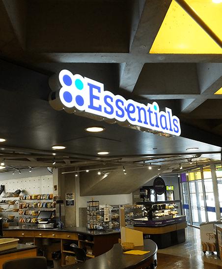 Essentials Entrance