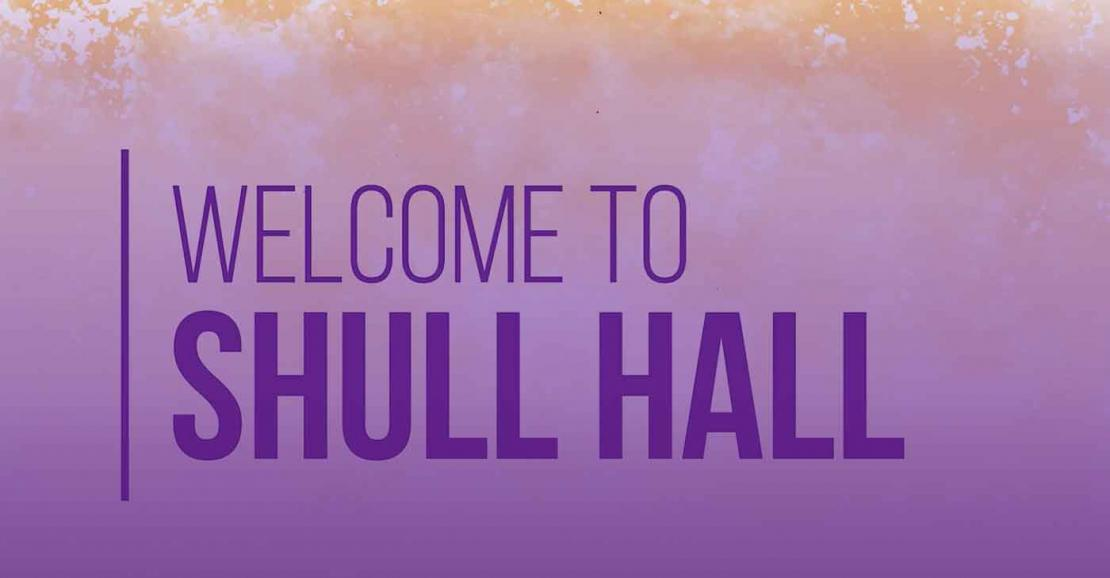 Welcome to Shull Hall