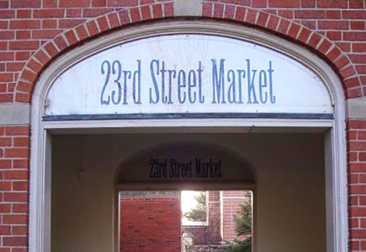 23rd Street Market