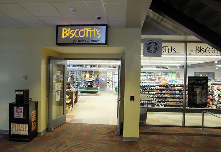 Biscotti's
