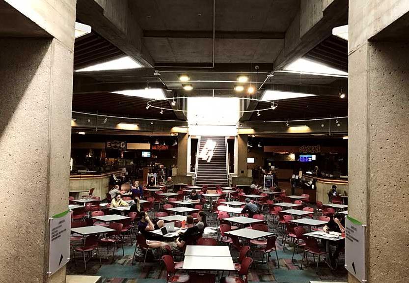 Maucker Union Food Court